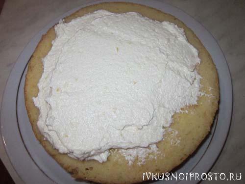 Торт Любимый2