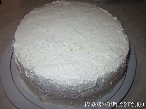 Торт Любимый3