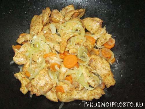 Курица с кабачками4