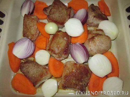 Свинина с помидорами3
