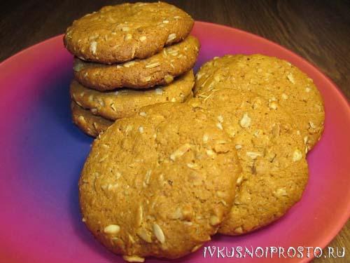 Овсяное печенье своими руками рецепты с фото фото 39