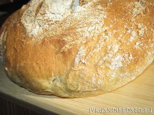 Пшеничный хлеб8