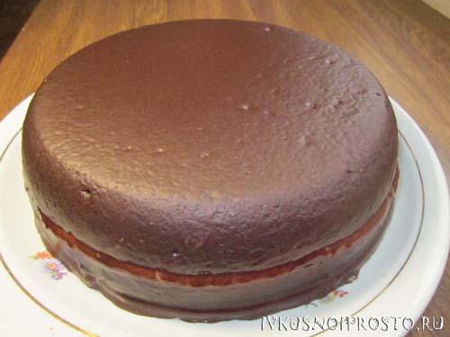 Торт Чародейка8