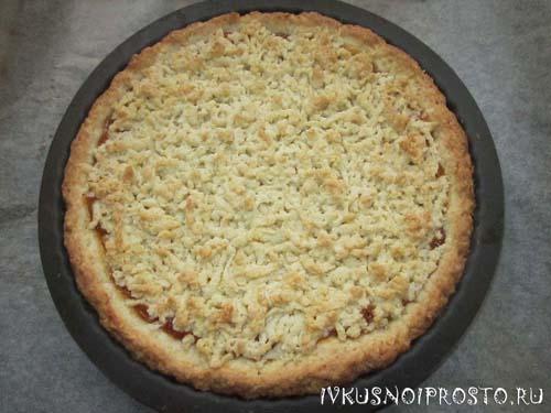 Тертый пирог4