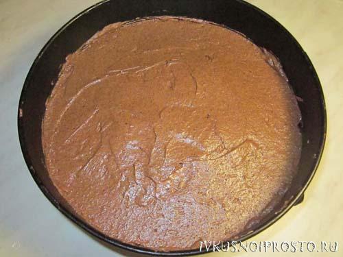 Торт с шоколадом5