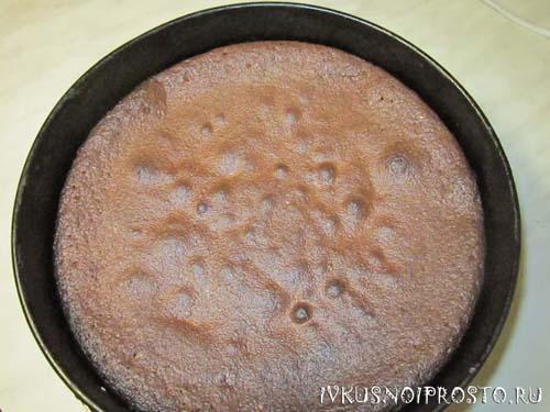 Торт с шоколадом6
