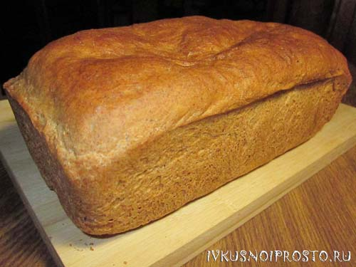 Гречневый хлеб1