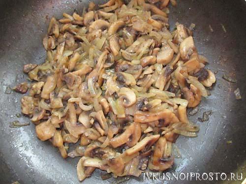 Картофельные зразы с грибами2