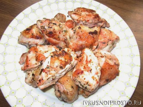 Овощное рагу с курицей3