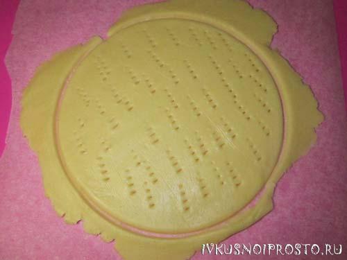 Песочный торт2