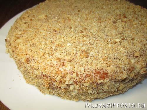 Песочный торт5