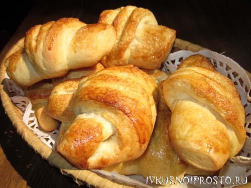 Сладкие булочки