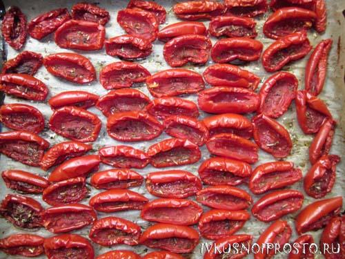 Вяленые помидоры4