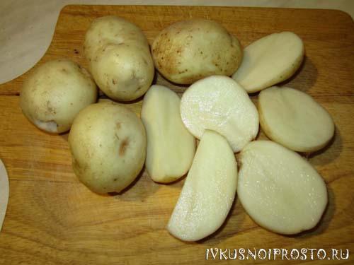 Картофель Айдахо1