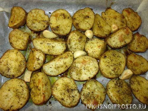 Картофель Айдахо5