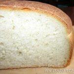 Картофельный хлеб