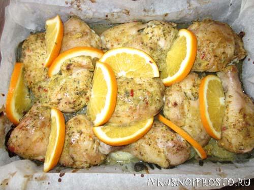 Курица с апельсинами3