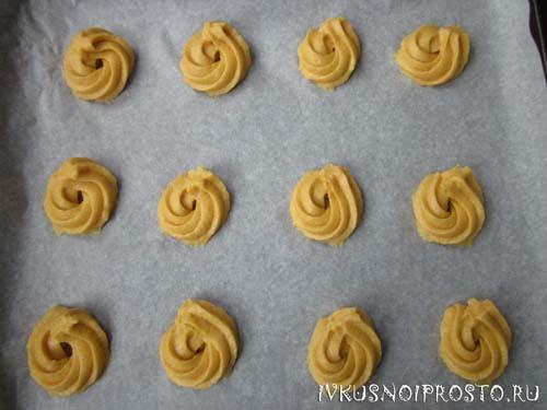 Печенье из тыквы4