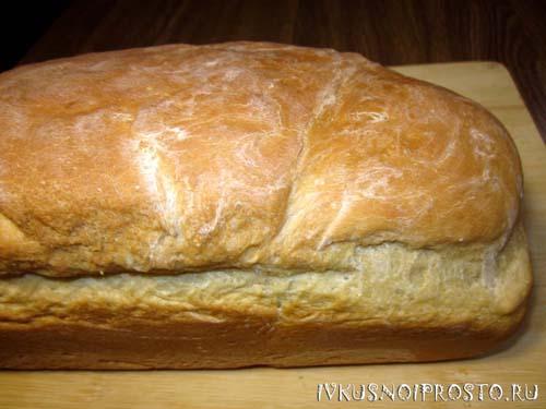 Хлеб на сыворотке2