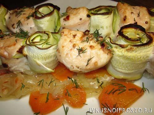 Что приготовить из стейка красной рыбы