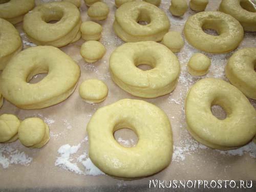 Пончики классические3