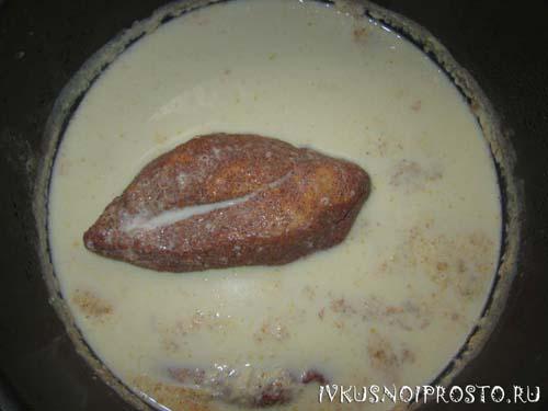 Куриные грудки в молоке3