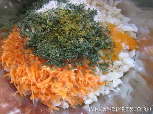 Котлеты из цветной капусты3