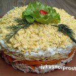 Салат Бунито — пошаговый рецепт с фото