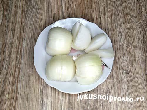 Картошка запеченная дольками в духовке6