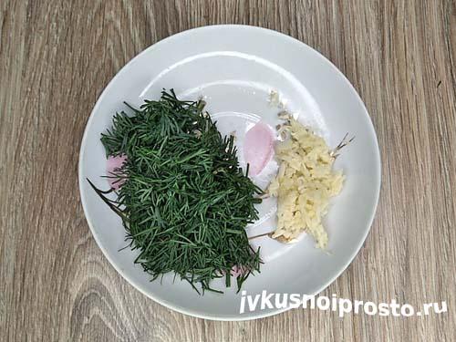 Закуска из баклажанов8