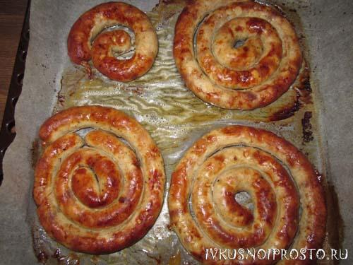 Домашняя колбаса в духовке9